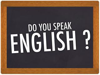 Cours anglais logo